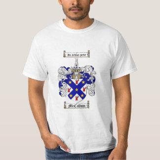 McCallum Familienwappen - McCallum Wappen T-Shirt