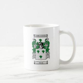 McIrvin Wappen Kaffeetasse