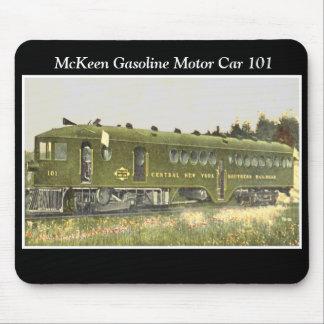 McKeen Benzin-Automobil 101 Mousepad