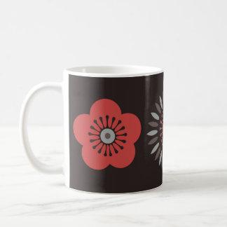 Mcm-Blumen-Power Kaffeetasse