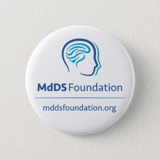 MdDS Bewusstsein, 2 ¼ Zoll-runder Knopf Runder Button 5,1 Cm