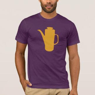 Meakin Kaffee-Topf-T-Shirt T-Shirt
