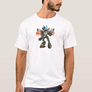 Mecha Cartoon T-Shirt