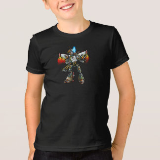 Mecha Cartoon T-Shirt