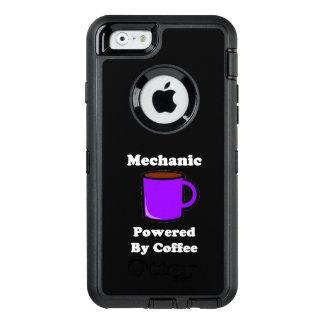 """""""Mechaniker"""" angetrieben durch Kaffee OtterBox iPhone 6/6s Hülle"""