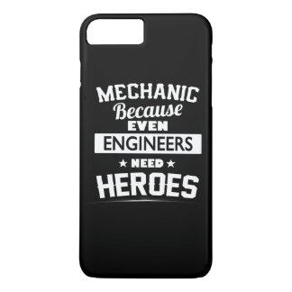 MECHANIKER iPhone 8 PLUS/7 PLUS HÜLLE