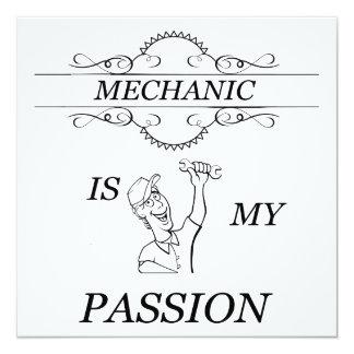 Mechaniker Karte