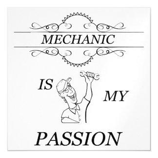 Mechaniker Magnetische Karte