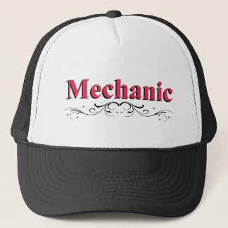Mechaniker Truckerkappe