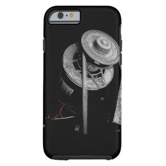 Mechanischer Motor IPhone Fall Schwarzes HVAC Tough iPhone 6 Hülle