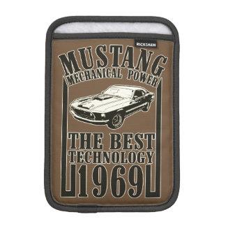 Mechanischer Power des Mustangs iPad Mini Sleeve