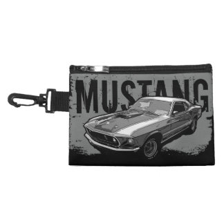 Mechanischer Power des Mustangs Kulturtasche