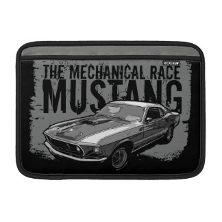 Mechanischer Power des Mustangs MacBook Air Sleeve