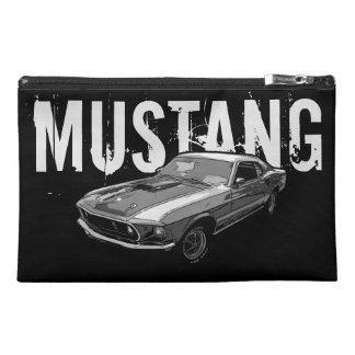 Mechanischer Power des Mustangs Reisekulturtasche