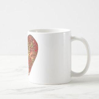 mechanisches Herz Kaffeetasse