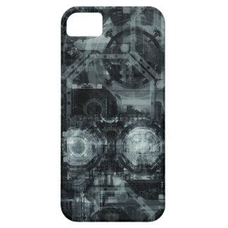 Mechyen Entwurf iPhone 5 Etuis