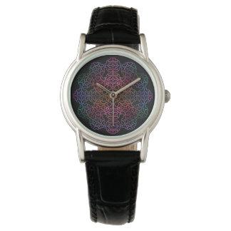 Medaillon Batikish - Schwarzes Uhr