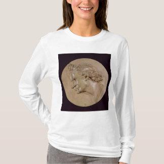 Medaillon, das Joseph und Etienne darstellt T-Shirt