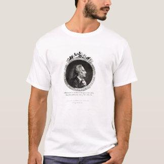Medaillon-Porträt von Giacomo Casanova, Alter 63 T-Shirt