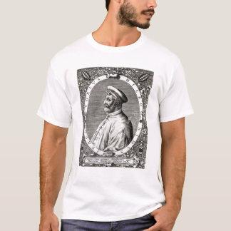 Medaillonporträt von Girolamo Fracastoro T-Shirt