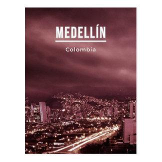Medellin Kolumbien Postkarte