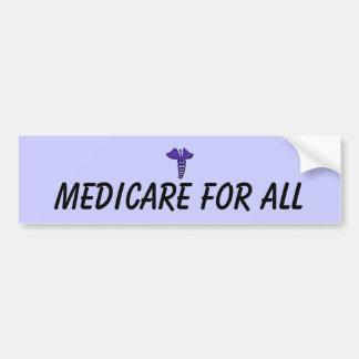 Medicare für ALLE Autoaufkleber