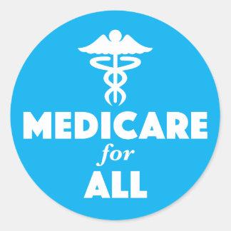 Medicare für allen Aufkleber