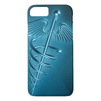 Medicus Symbol für i-Telefon iPhone 8/7 Hülle