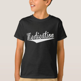 Medikation, Retro, T-Shirt
