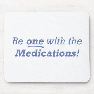 Medikationen/eine Mauspads