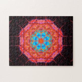 Meditation der Mandala-Leidenschafts-| Puzzle