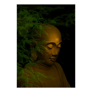 Meditation Posterdruck