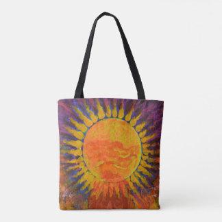 Meditation - Stimmungs-Tasche Tasche