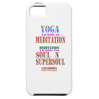MEDITATIONS-Skript KRISHNA PATANJALI DES YOGA-n iPhone 5 Hüllen