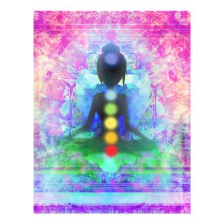 Meditations-Yoga-Flyer 21,6 X 27,9 Cm Flyer
