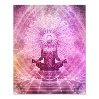 Meditations-Yoga-Glaube Flyer