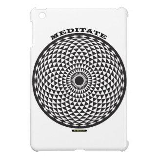 Meditieren Sie iPad Mini Hülle
