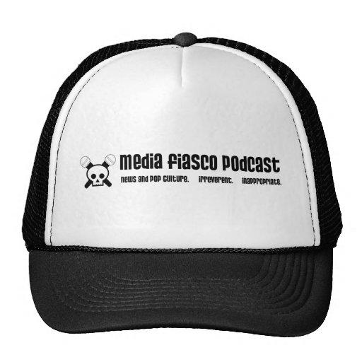 Medium-Fiaskopodcast-Gang Baseballmützen