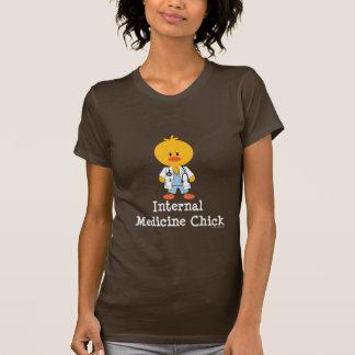 Medizin-Küken-T-Shirt T-Shirt