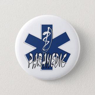 Mediziner-Stern des Lebens Runder Button 5,1 Cm