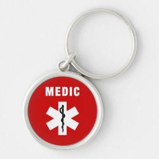 Mediziner-Stern des Lebens Schlüsselanhänger