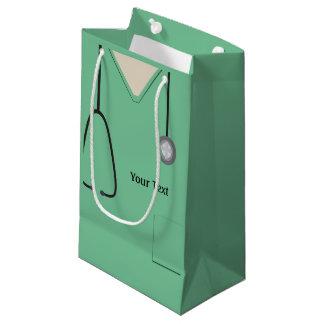Medizinisch scheuert Geschenk-Tasche Doktor-Nurse Kleine Geschenktüte