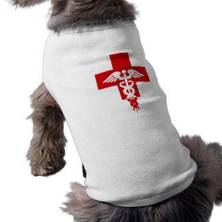 Medizinische berufliche Haustierkleidung Top