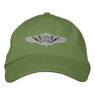 Medizinische Flügel Bestickte Caps