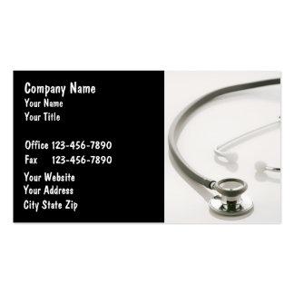 Medizinische Visitenkarten