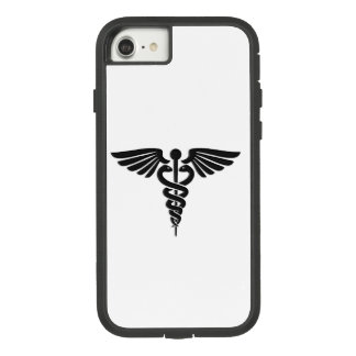 Medizinischer Caduceus Case-Mate Tough Extreme iPhone 8/7 Hülle