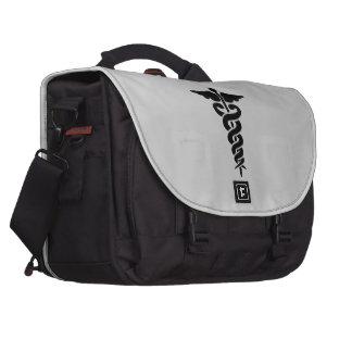 Medizinischer SymbolCaduceus Laptop Taschen