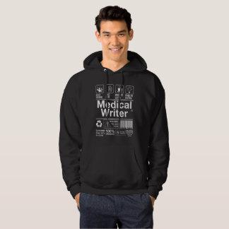 Medizinischer Verfasser Hoodie
