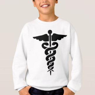 Medizinisches Karriere-Symbol Sweatshirt
