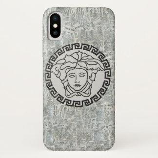 Medusa-griechischer iPhone X Hülle